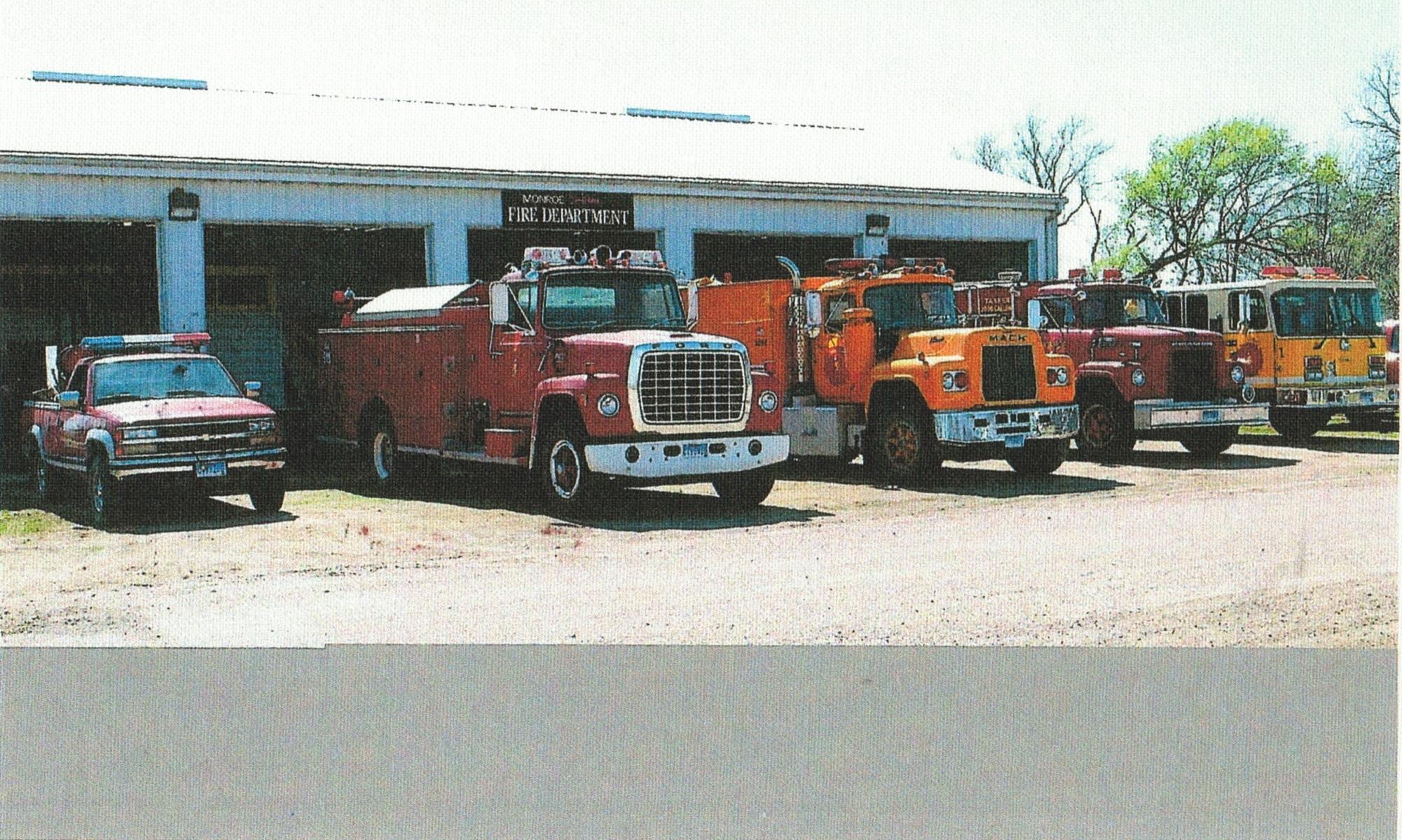 Fire Department Monroe