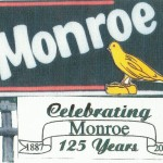 Monroe sign with Canary